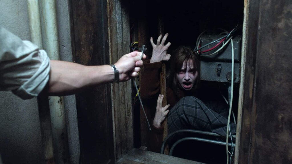 The Conjuring 2 Best horror movies on amazon prime