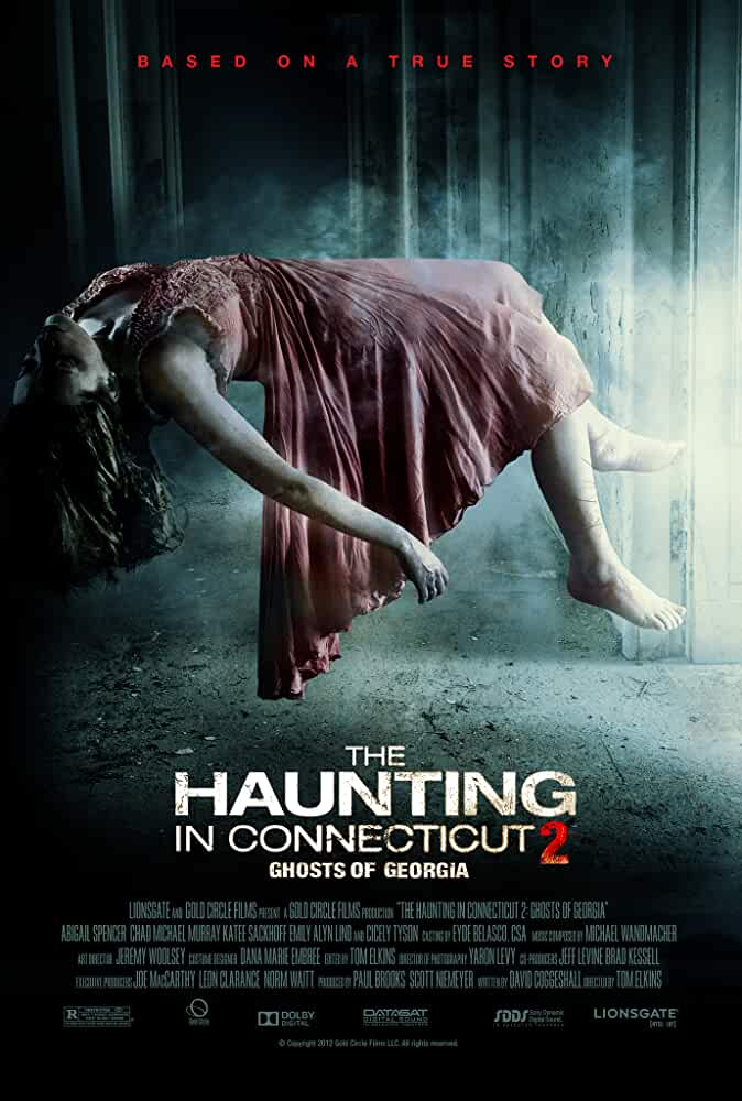 The Haunting in Connecticut 2: Ghosts of Georgia katee sackhoff movies and tv shows